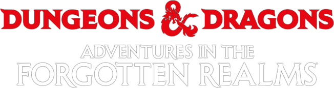 Dungeons & Dragons: Adventures in the Forgotten Realms logo