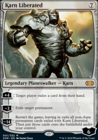 Karn Liberated 1 - Double Masters