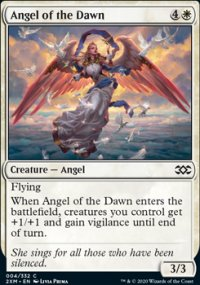 Angel of the Dawn - Double Masters
