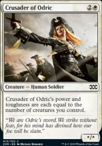 Crusader of Odric - Double Masters