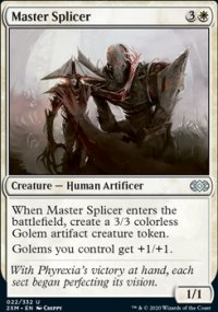 Master Splicer - Double Masters