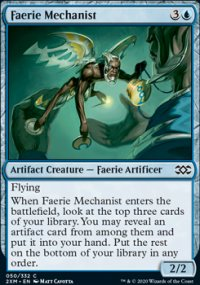 Faerie Mechanist - Double Masters