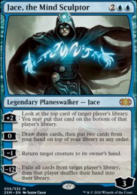Jace, the Mind Sculptor 1 - Double Masters
