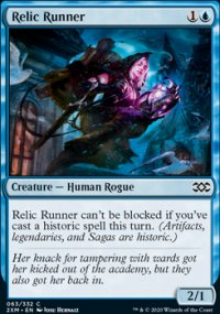 Relic Runner - Double Masters