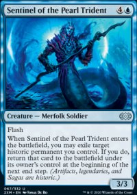 Sentinel of the Pearl Trident - Double Masters