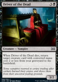 Driver of the Dead - Double Masters