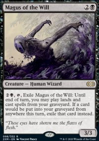 Magus of the Will - Double Masters