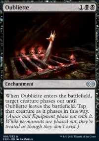 Oubliette - Double Masters