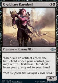 Ovalchase Daredevil - Double Masters