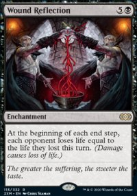 Wound Reflection - Double Masters