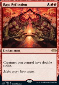 Rage Reflection - Double Masters