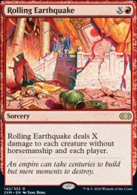 Rolling Earthquake - Double Masters