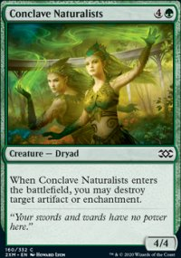 Conclave Naturalists - Double Masters