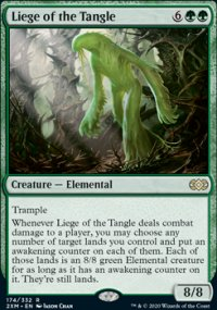 Liege of the Tangle - Double Masters