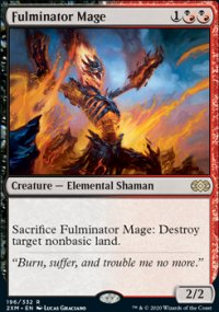 Fulminator Mage - Double Masters