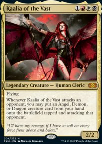Kaalia of the Vast - Double Masters