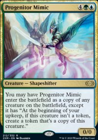 Progenitor Mimic - Double Masters