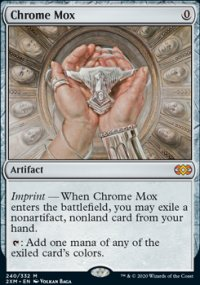 Chrome Mox 1 - Double Masters