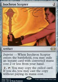 Isochron Scepter - Double Masters
