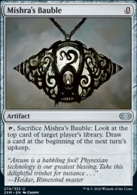 Mishra's Bauble - Double Masters
