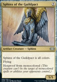 Sphinx of the Guildpact - Double Masters
