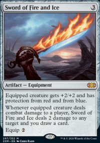 Sword of Fire and Ice 1 - Double Masters