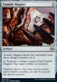 Tumble Magnet - Double Masters