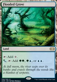 Flooded Grove - Double Masters