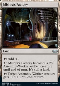 Mishra's Factory - Double Masters
