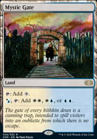 Mystic Gate - Double Masters