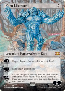 Karn Liberated - Double Masters