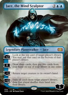 Jace, the Mind Sculptor - Double Masters