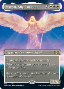 Avacyn, Angel of Hope - Double Masters