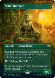 Noble Hierarch - Double Masters