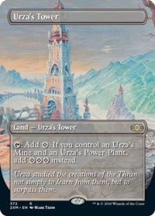 Urza's Tower - Double Masters