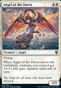 Angel of the Dawn - Commander Legends