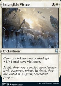 Intangible Virtue - Commander Legends