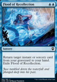 Flood of Recollection - Commander Legends