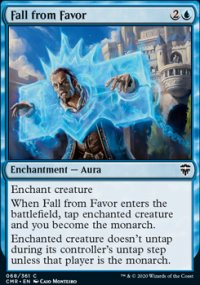 Fall from Favor - Commander Legends