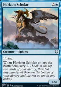 Horizon Scholar - Commander Legends