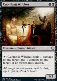 Cuombajj Witches 1 - Commander Legends