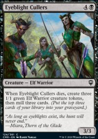 Eyeblight Cullers - Commander Legends