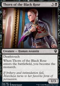 Thorn of the Black Rose - Commander Legends