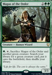 Magus of the Order - Commander Legends