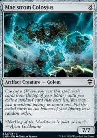 Maelstrom Colossus - Commander Legends