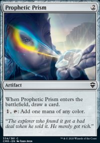 Prophetic Prism - Commander Legends