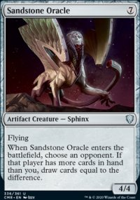 Sandstone Oracle - Commander Legends