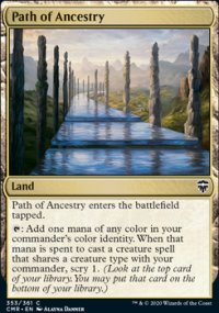 Path of Ancestry 1 - Commander Legends