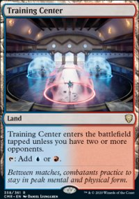 Training Center - Commander Legends