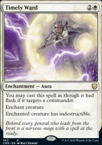 [Providential Guard Rune] - Commander Legends